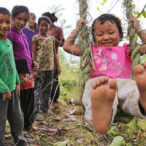 Take on Nepal Child Protection Policy