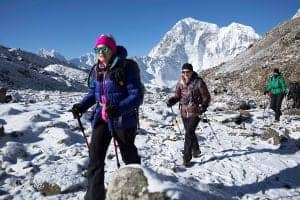 DAY 10: 5th of Septemnber: LOBUCHE to EVEREST BASE CAMP to GORAK SHEP
