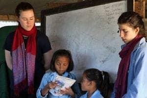 Day 6-7: Batase Village – The Volunteer Work Begins