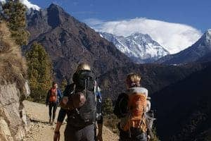 Day 4: Acclimatisation Day. Everest View and Namche