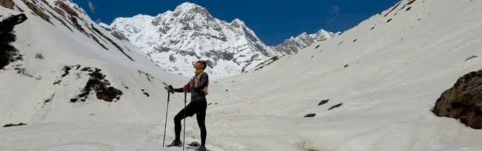 Annapurna Base Camp Trek with Flight