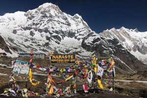 Day 7: Machhapuchre Base Camp to Annapurna Base Camp And Back