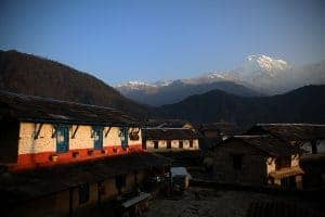 DAY 12: GHANDRUK TO CHHOMRONG