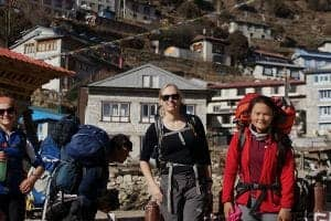 Day 16: Dingboche to Namche