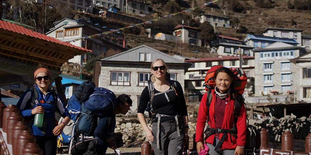 Day 20: Dingboche to Namche