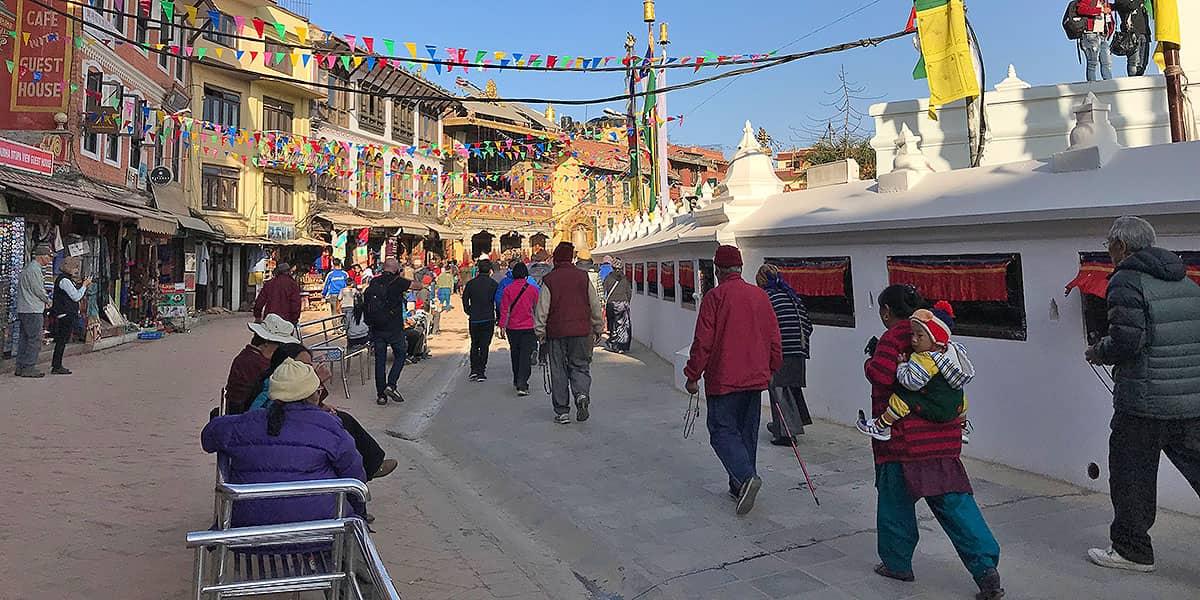 Day 1: Kathmandu Arrival Day (1400m)