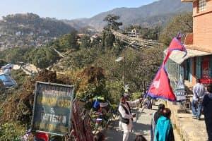 Day 1: Arrival in Kathmandu (1400m)