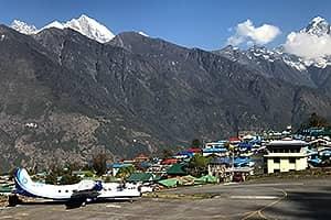 Day 1: Kathmandu to Namche (3,440m)