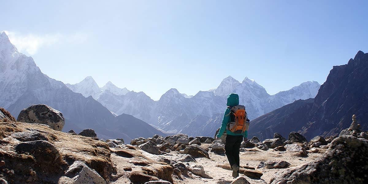 Day 12: Dingboche to Lobuje (4940m)