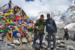 Day 12: Lobuche to Everest Base Camp (5545m)