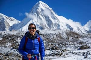 Day 13: Hiking to Kala Patthar - descend to Lobuche