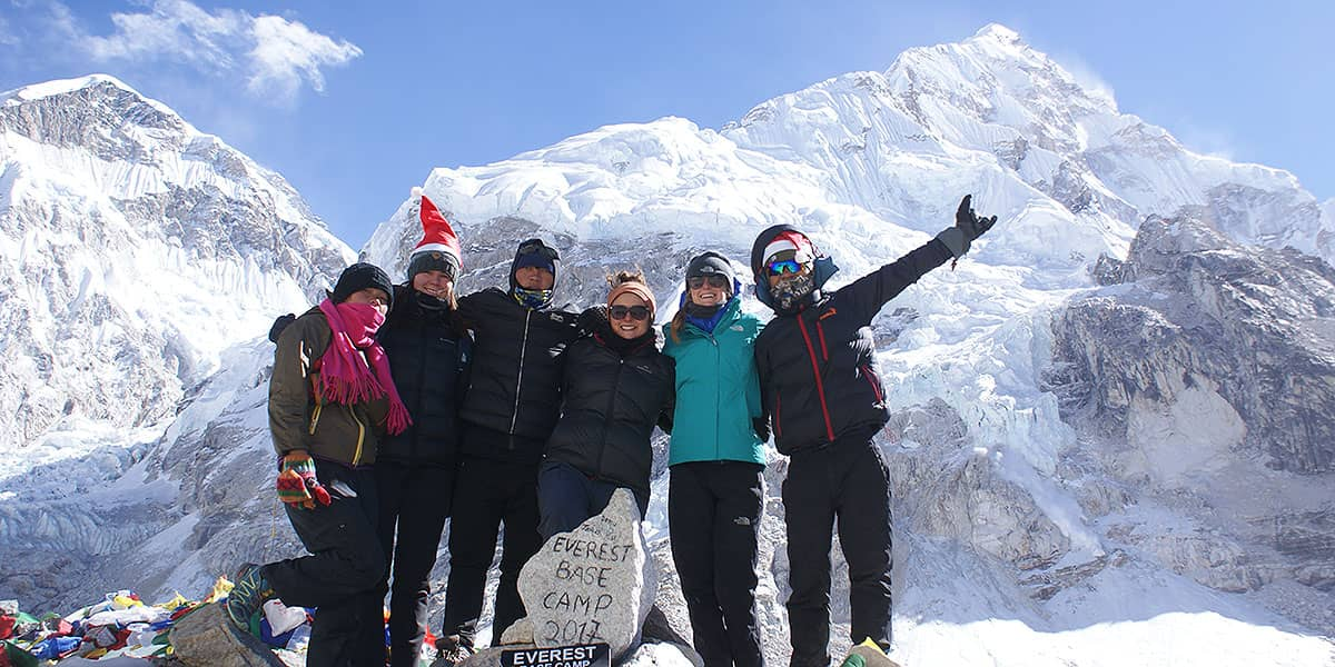 Day 29: Gorakshep to Everest Base Camp (5360m) to Lobuche