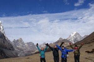 Day 15: Chukkung to Tyangboche (4010m)