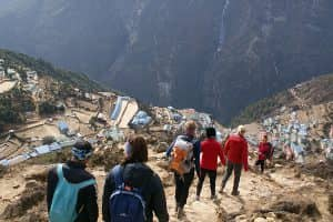 Day 16: Somare to Namche