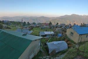 Day 2: Drive to Shyaphrubesi from Kathmandu (1420m)