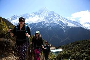 Day 2: Lukla to Phakding