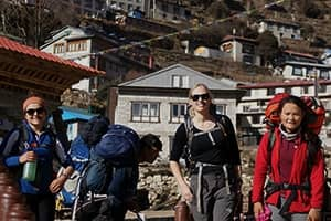 Day 20: Namche to Lukla