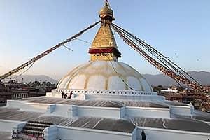 Day 21: Fly to Kathmandu