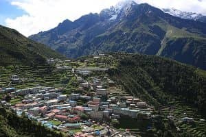 Day 3: Phakding to Namche Bazaar