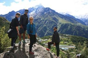 Day 4: Acclimatisation day. Namche to Khumjung (3550m)