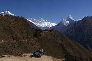 Day 4: NAMCHE BAZAAR TO PHORTSE