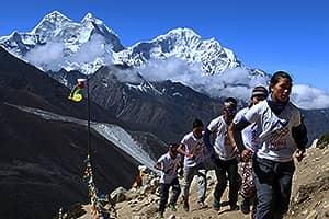 Day 4: Somare to Thukla (4,620m)