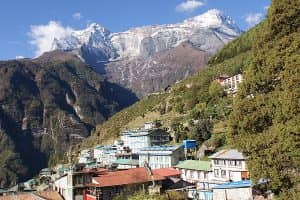 Day 5: Namche Bazaar to Thame (3750m)