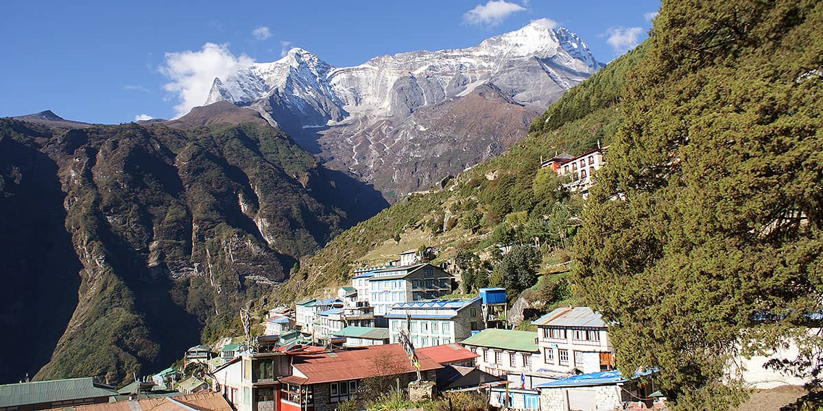 Day 5: NAMCHE to PHORTSE