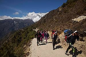 Day 5: Namche Bazaar to Thame