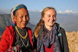 Day 5 :  Nagarkot to Bhaktapure (1400m)