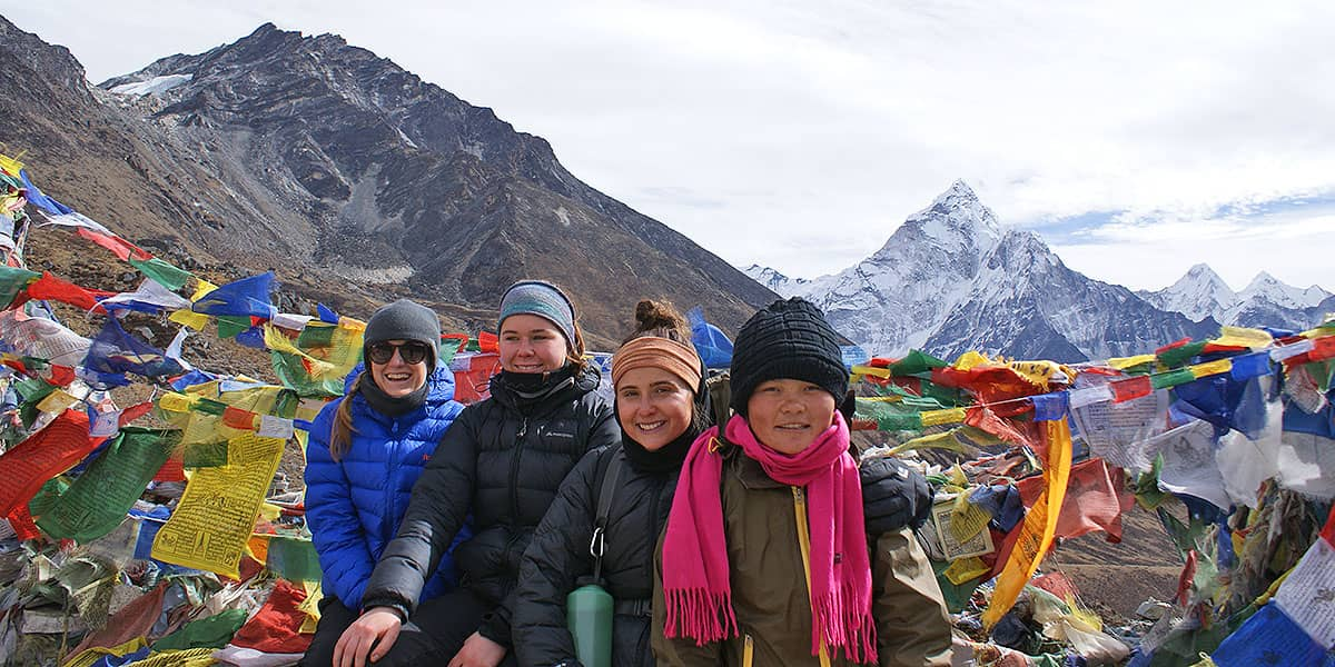 Day 6: Thame to Lumde (4369m)