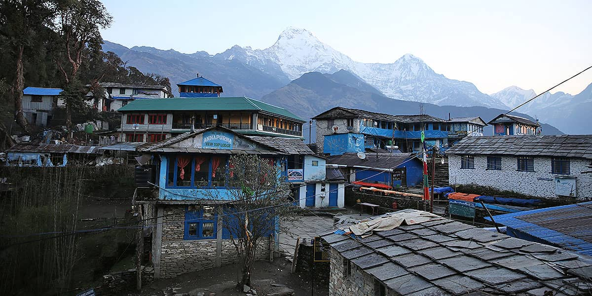 Day 12: Ulleri to Ghorepani