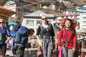 Day 7: Phakding to Namche (3445m)