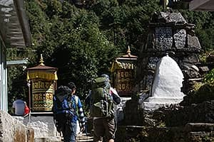 Day 8: Fly back to Kathmandu (1,400m)