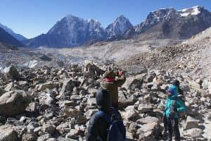 Day 9: Gokyo – Thagnak (4790m)