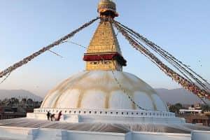 Day 9: Shyaphrubesi to Kathmandu (1400m)
