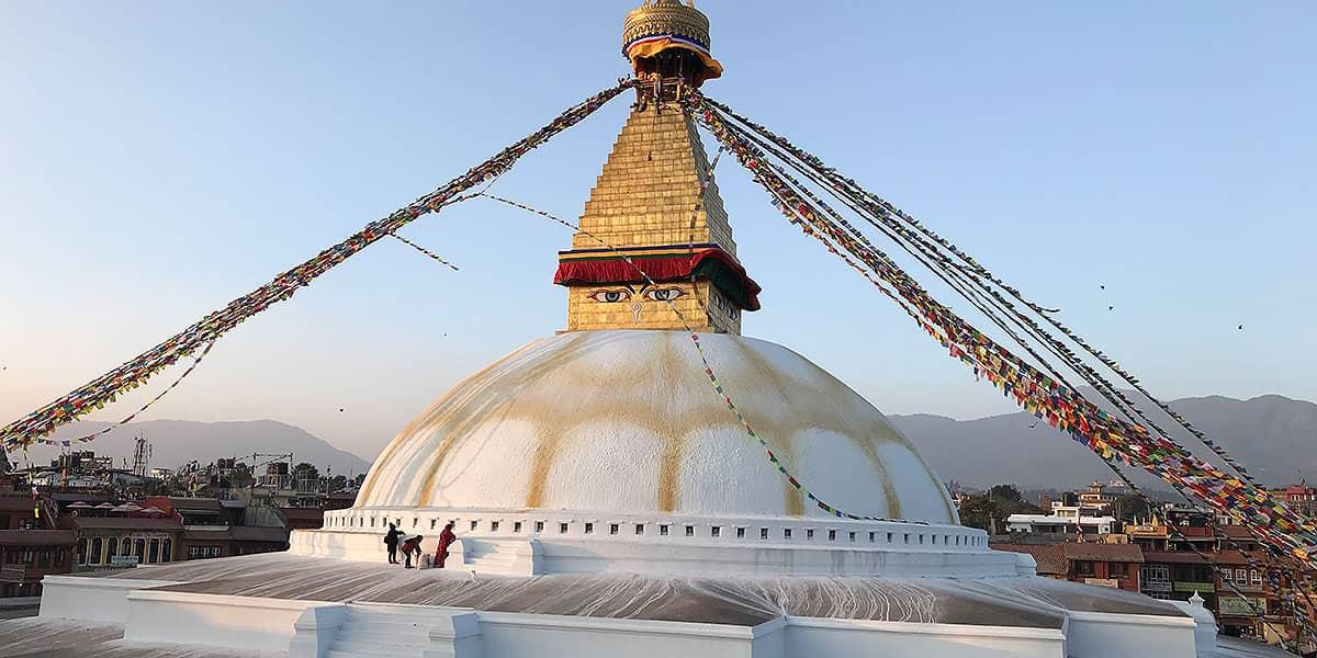 Day 1: KATHMANDU, NEPAL (1400m)