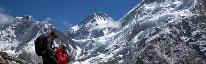 Everest 3 High Pass Trek with Island Peak