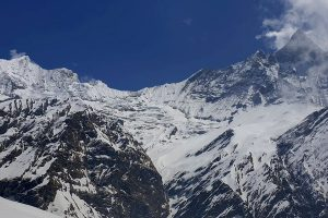 Day 6: Dovan to Machhapuchre Base Camp