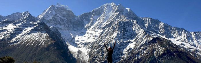 Gokyo Lakes Trek, Chola Pass & Everest Base Camp