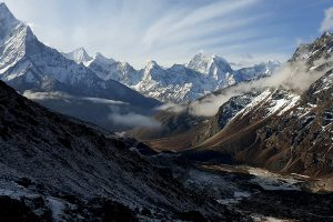 DAY 15: LOBUCHE to EBC to GORAK SHEP