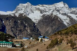 Day 17: Namche to Phakding