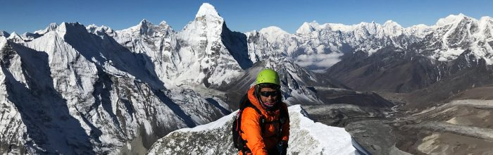 Everest 3 High Pass Trek with Island Peak