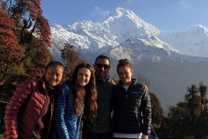 Day 13: Sunrise Trek to Poon Hill and Trek to Tadapani