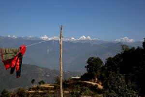 Day 2: Chisopani to Batase Village