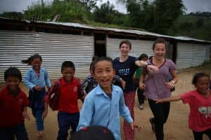 DAY 8: BATASE VILLAGE – FINAL DAY OF VOLUNTEERING