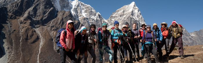 Women Only Annapurna Base Camp Trek