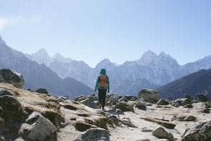 Day 10: GorakShep (5160m) to Kala Patthar (5545m) to Lobuje (4940m)
