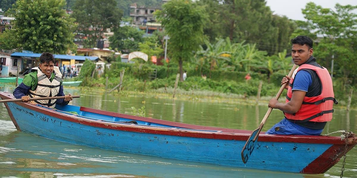 DAY 19: DRIVE FROM POKHARA TO KATHMANDU