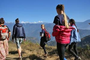 Day 18: Batase Village to Nagarkot